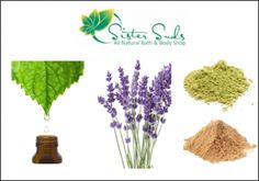 Free sample of Sister Suds all natural products