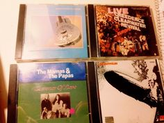 Dire Straits Creedence Clearwater The mamas and the papas Led zeppelin