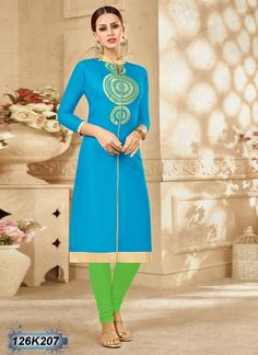 Buy Contemporary Blue Coloured Cotton Printed Kurti Only at Rs. 560/- & Get 10% Off on Website with Free Shipping in INDIA Now Cash On Delivery Available #indianclothes #indianweddingwear #indianwear #womenclothing #womenwear #womenfashion #indiantradition #indiantraditional #kurtis