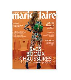 Think smart, look amazing: het aprilnummer gaat online - Marie Claire