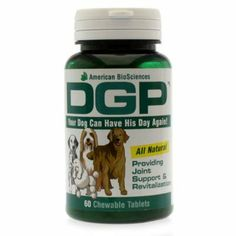 American Biosciences Dgp (Dog Gone Pain) Flexibility For Dogs - 60 Tablets, 2 Pack by American BioScience. $55.34. The product is not eligible for priority shipping. Save 31% Off!