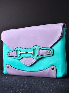Mint Oversized Clutch - $34.99 : FashionCupcake, Designer Clothing, Accessories, and Gifts