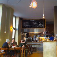 La colazione un po' fighetta di Mundvoll, a Berlino