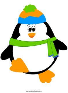 pinguino-sciarpa-cappello-2