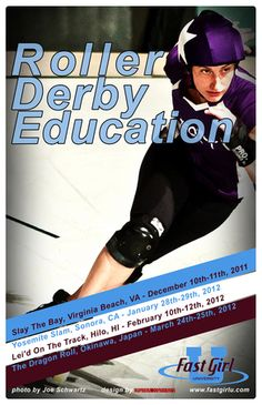 Fast Girl University offers some of the best training available for both skaters and referees.