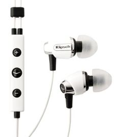 Klipsch IMAGE S4i-WH Premium Noise-Isolating Headset with 3-Button Apple Control, White by Klipsch, http://www.amazon.com/dp/B00452TDSY/ref=cm_sw_r_pi_dp_ixdvsb0N12VPS