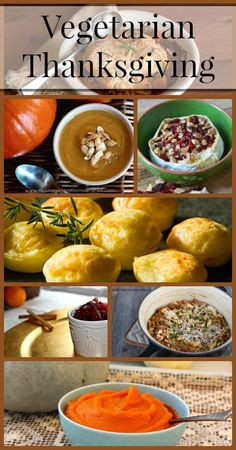 Vegetarian Thanksgiving Pinterest {Real Food Recipes, Real Food Thanksgiving}