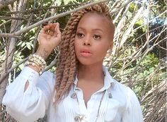 Chrisette Michelle undercut natural hair style with braids. Protective Hairstyles, Braided Hairstyles, Cool Hairstyles, Shaved Hairstyles, Protective Styles, Modern Hairstyles, Undercut Hairstyles, Black Hairstyles, Braids With Shaved Sides