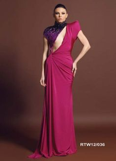Ready To Wear Fall-Winter 2013 by Tony Yaacoub