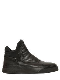 high top sneakers - Black Bruno Bordese O9ZLjV