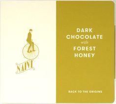 Chocolate Naive Dark Chocolate with Forest Honey