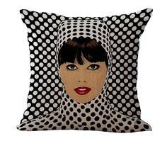 Decorative Pillows Cushion Pop Animation Art Cojines Decorativos Almofada Cushions Home Decor Decorative Pillows