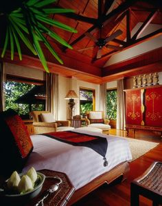 Exotic and Tropical. Four Seasons Chiang Mai Thailand
