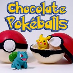 This weeks video is finally up on YouTube!! Link in bio!  I had soooo much fun making these chocolate pokeballs!  What's your favourite Pokemon?  #pokemongo #pokemon #toys #pokegeek #teamblue #teammystic #chocolate #chocolatepokeballs #candy #kids #pikachu #gottacatchemall #theicingartistlaurie