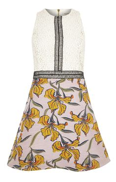 11 of the Prettiest Dresses to Wear on Easter Sunday (and Beyond) - River Island  - from InStyle.com