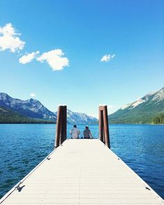 Taking it all in at Waterton Lakes National Park #g1photofriday #gate1travel