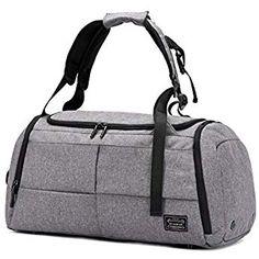 Lightweight Folding Duffel Bag Portable Storage Shopping and Travel ... d23d654755536