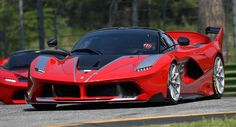 Ferrari Won't Confirm An FXX K Evoluzione, Doesn't Rule It Out Either