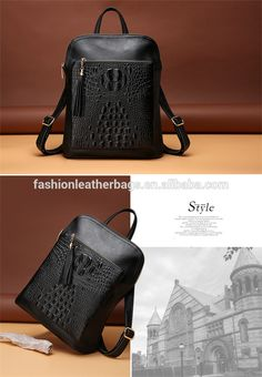 Crocodile Skin, Womens Parka, Leather Purses, Leather Bags, Leather Backpack,  Ladies 25b081d1f1