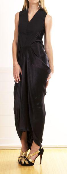 RICK OWENS DRESS @Michelle Flynn Flynn Flynn Coleman-HERS