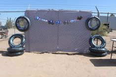 Monster Truck Birthday Party Ideas | Photo 5 of 21 | Catch My Party