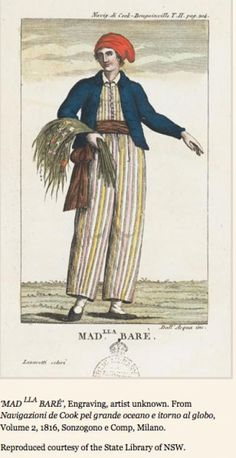 French botanist Jeanne Baret disguised herself as a man and set out on a journey that would make her the first woman to circumnavigate the globe.