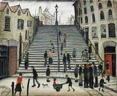 Lowry, Step at Wick