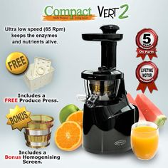 Cold Press Juicer, Juicers, 3 Years, Nespresso, Food Processor Recipes, Compact, Style, 3 Year Olds, Swag