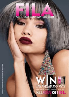 Fall in Love Again with your Hair ( FILA) is an E Magazine dedicated to everything Redken. Fabulous Styles, Beautiful Color a must for every Redken Girl Redken Hair Color, Redken Hair Products, Hot Hair Colors, Falling In Love Again, Hair Magazine, About Hair, Pink Hair, Pretty Hairstyles, Hair Inspiration