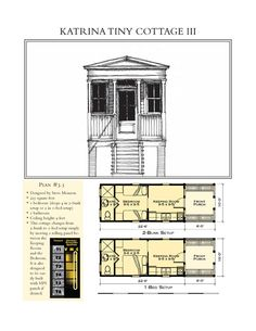 katrina tiny cottage iii - Katrina Cottage Plans