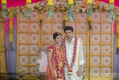 Beautiful Hindu Wedding at Hosur Tamil Nadu   Saranya   HariPrasath