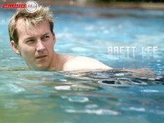 Brett Lee ,Cricket