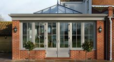 Just Roof Lanterns - Roof lanterns built in timber and aluminium