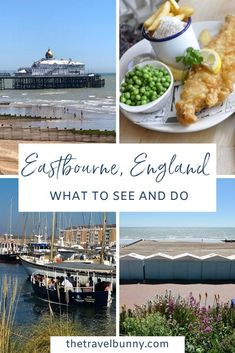 A guide to exploring Eastbourne, East Sussex. What to see and do in Eastbourne on England's south coast, where to stay, coastal walks, fortresses, piers and bandstands #Eastbourne #EastSussex #travelguide Travel Advice, Travel Tips, Uk Bucket List, Stuff To Do, Things To Do, Uk Holidays, Weekend Breaks, East Sussex, Holiday Destinations