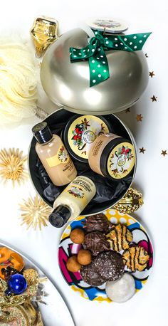 How to personalize beauty sets the way that they become amazing presents directly from the heart! Rezeptideen für ganz persönlich gestaltete Beautysets.