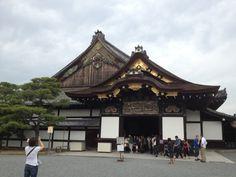 Exploring Nijo Castle takes you back in time to days of samarai, ninja and geisha!