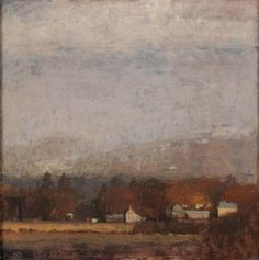 """Michael Workman """"Early Snow / Spring City"""""""