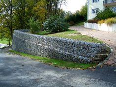 EIKO - Gabionen, Gabionenbau und Gabionentechnik: Trockenmauern, Steinkörbe, Drahtschotterbehälter, Drahtkörbe. Ihr Spezialist für Gartenbau, Lärmschutz, Straßenbau und Wasserbau.