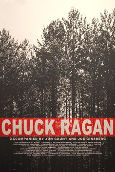 Chuck Ragan gotta love things with the correct spelling of my name!