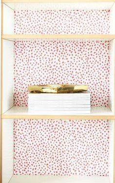 Speckle Removable Wallpaper - ELLEDecor.com