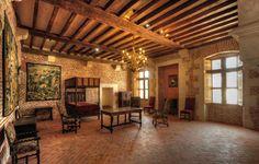 Chambre de Marguerite de Navarre