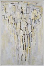Piet Mondrian 'The Tree A', c.1913