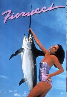 Remembering Elio Fiorucci with Former Shop Boy Joey Arias Kitsch, Studio 54, Vintage Swim, Vintage Ads, Vintage Glamour, Andy Warhol, Moda 80s, Joey Arias, Madonna