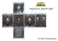 Pegasus Box de Pharaon