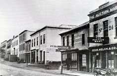 Strand Street in the late Old Pictures, Old Photos, Vintage Photos, Cities In Africa, Cape Dutch, City Landscape, Most Beautiful Cities, Historical Pictures, African History