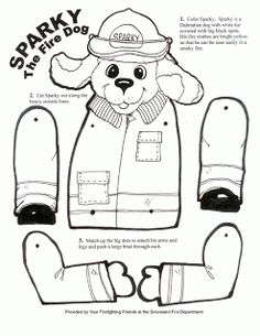 1000 images about fire prevention week on pinterest for Free printable fire prevention coloring pages