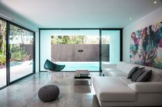 Garcias House by Warm Architects