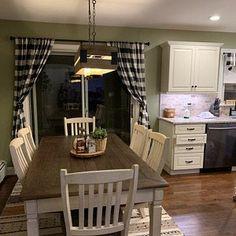 Lindsay Schroeder added a photo of their purchase Buffalo Plaid Curtains, Gingham Curtains, Buffalo Check Curtains, Grey Curtains, Panel Curtains, Curtain Panels, Kitchen Valances, Nursery Curtains, Farmhouse Curtains
