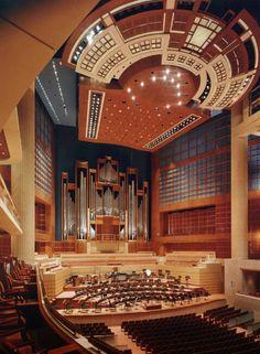 C.B. Fisk organ in the Meyerson Symphony Center, Dallas,  TX