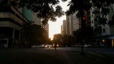 Avenida Augusto de Lima - Belo Horizonte Photo by Lola Candeias